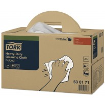 Tork Heavy-Duty Cloth Box 200 vel