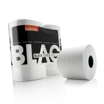 Satino Black Toiletpapier - 2 laags - 40x400 vel
