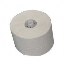 Ecowipe doppenrol recycled - 2 laags - 36x100 meter