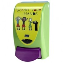 DEB Wash your hands dispenser 1 L.*